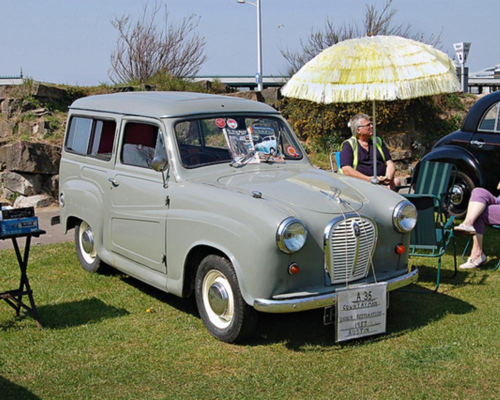 1957 Austin A35 Countryman | Flickr - Photo Sharing!