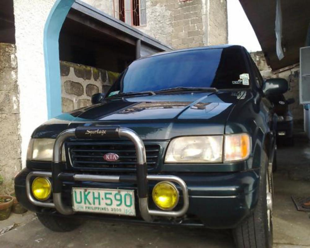 1996 KIA SPORTAGE 4X4 AUTOMATIC RUSH SALE!!! - Calamba City - Cars ...