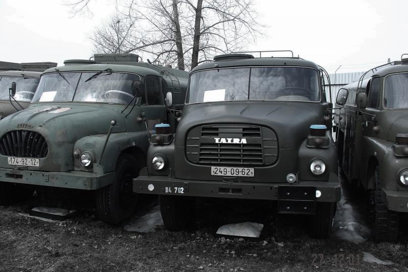 TATRA T-138 & T-148 - Jeeps, Trucks & Motos - Mortarinvestments.eu ...