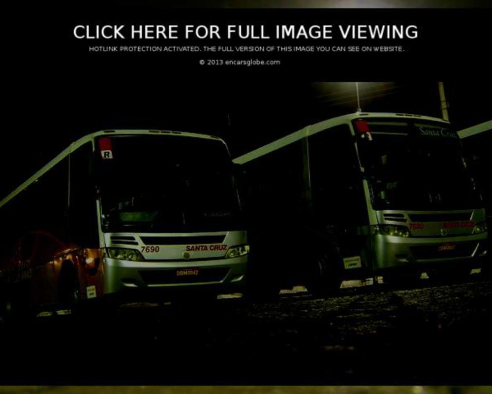 Busscar El Buss 320: Photo gallery, complete information about ...