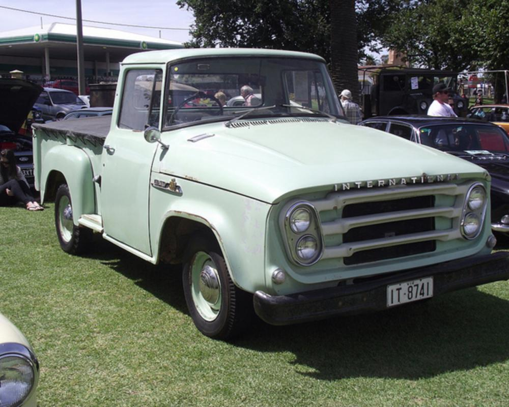 1966 International AB110 Series Ute | Flickr - Photo Sharing!