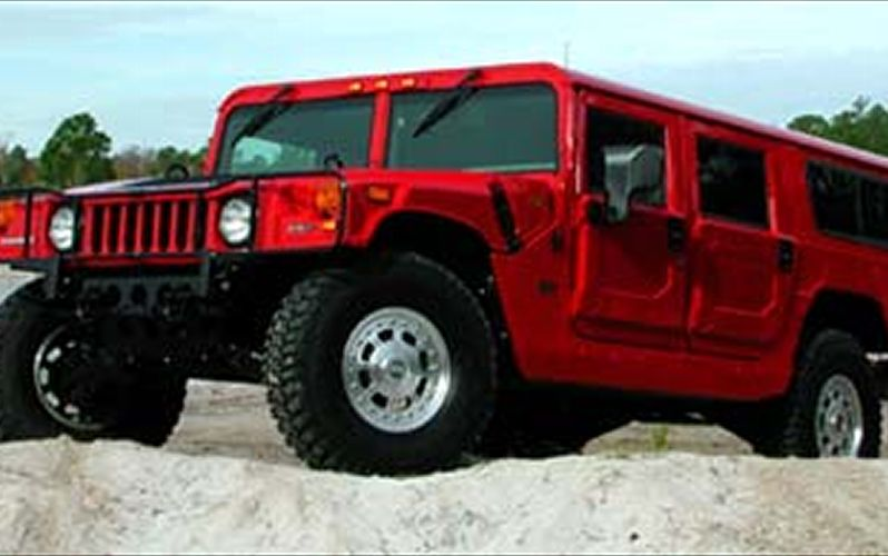 2002 AM General Hummer H1 Review and Road Test - Motor Trend