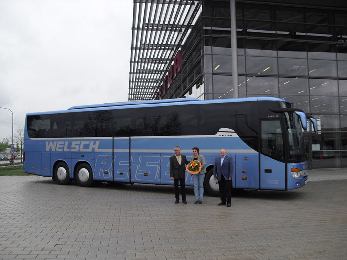 Setra s416 gt-hd pictures. Photo 8.