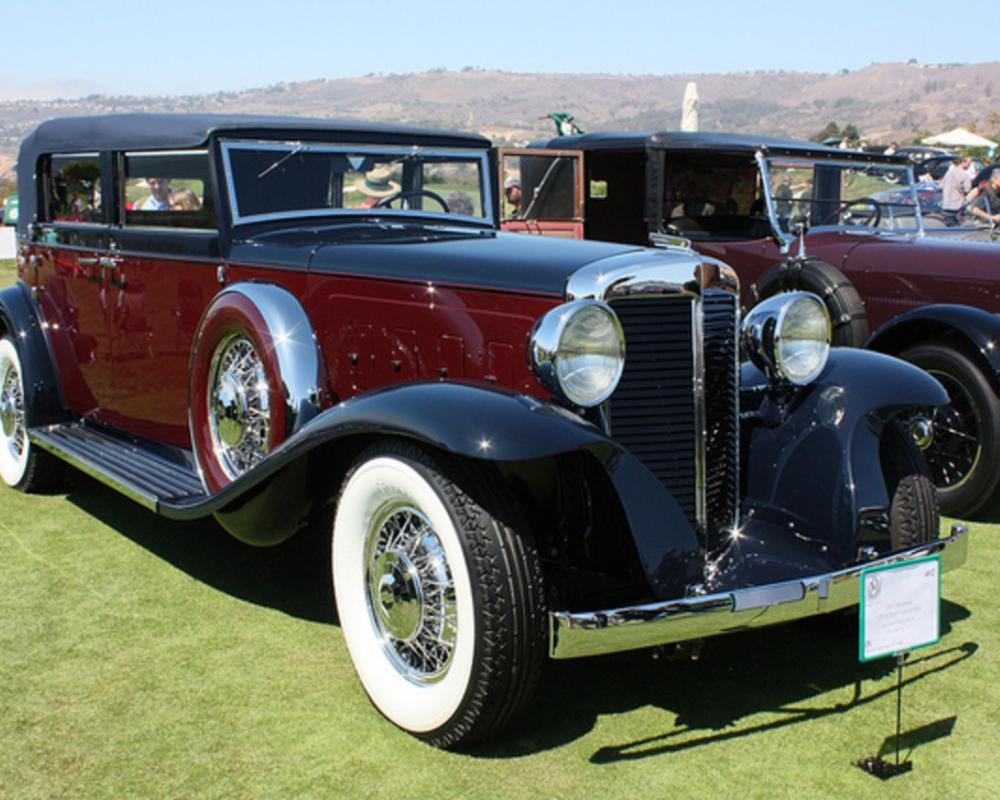 Stutz BB 4-door convertible Photo Gallery: Photo #10 out of 12 ...