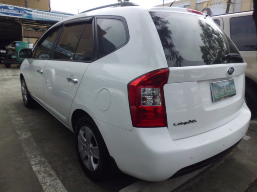 2008 Kia Carens LX CRDi M/T For Sale!!! - Parañaque - Cars