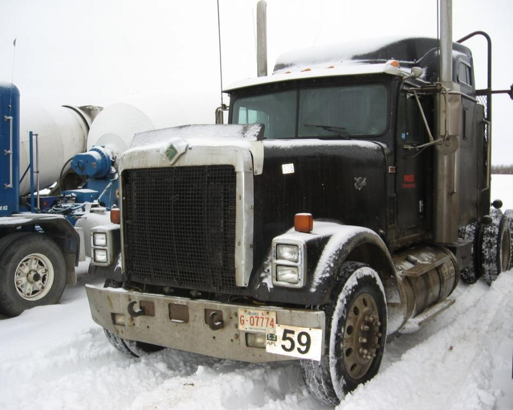 International 9300 - For Sale at Westlock Truck