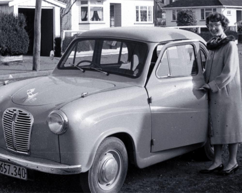 Austin A30 : [1964] - Christchurch City Libraries Heritage ...