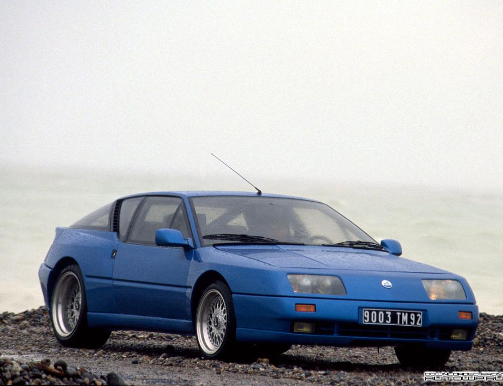 Renault Alpine A610 photo # 42446