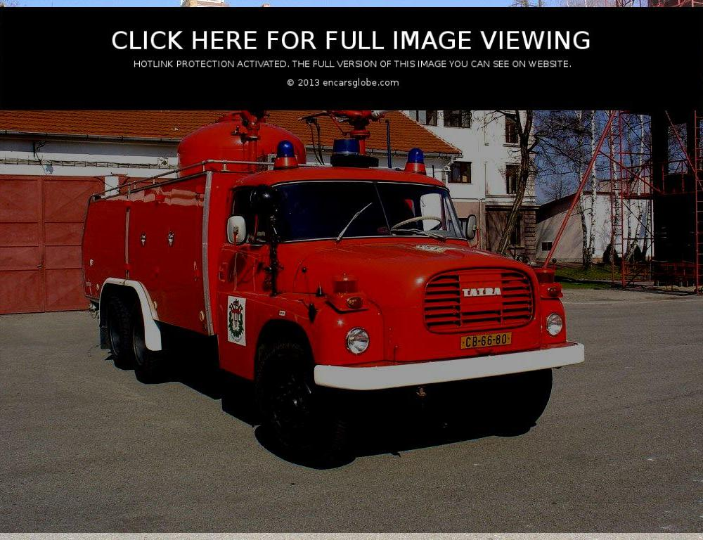 Tatra Tatra T148: Photo gallery, complete information about model ...