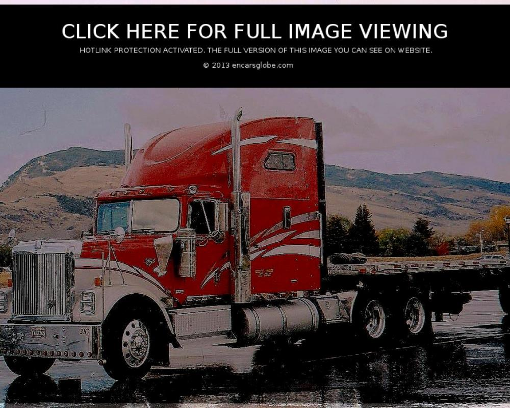 International 9300 Eagle: Photo gallery, complete information ...