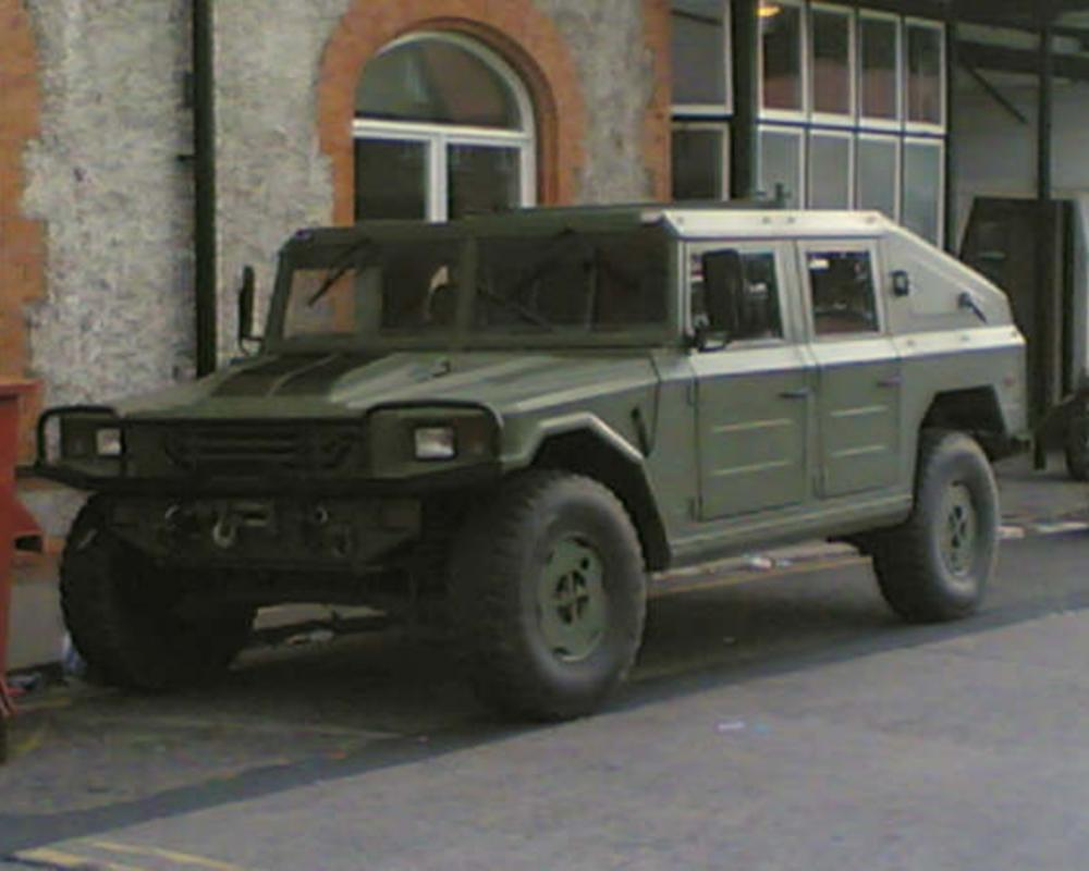 WarWheels.Net-URO Vamtac 4x4 Utility Vehicle Index
