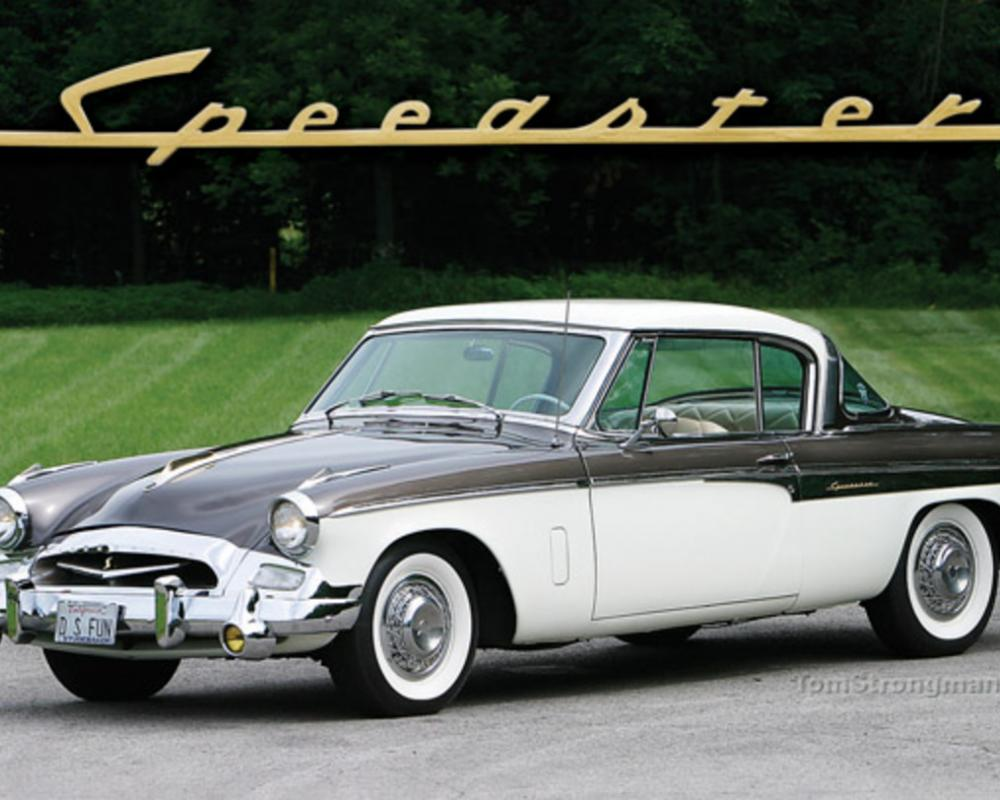 Studebaker 55. Best photos and information of model.