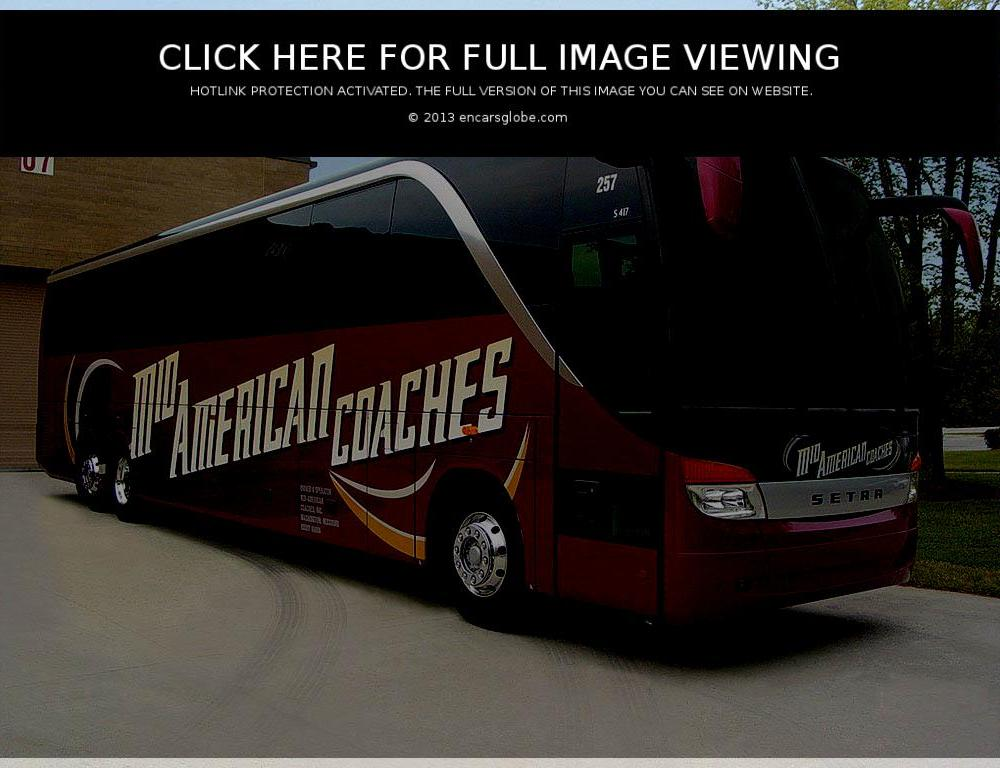 SETRA S 417 HD: Photo gallery, complete information about model ...
