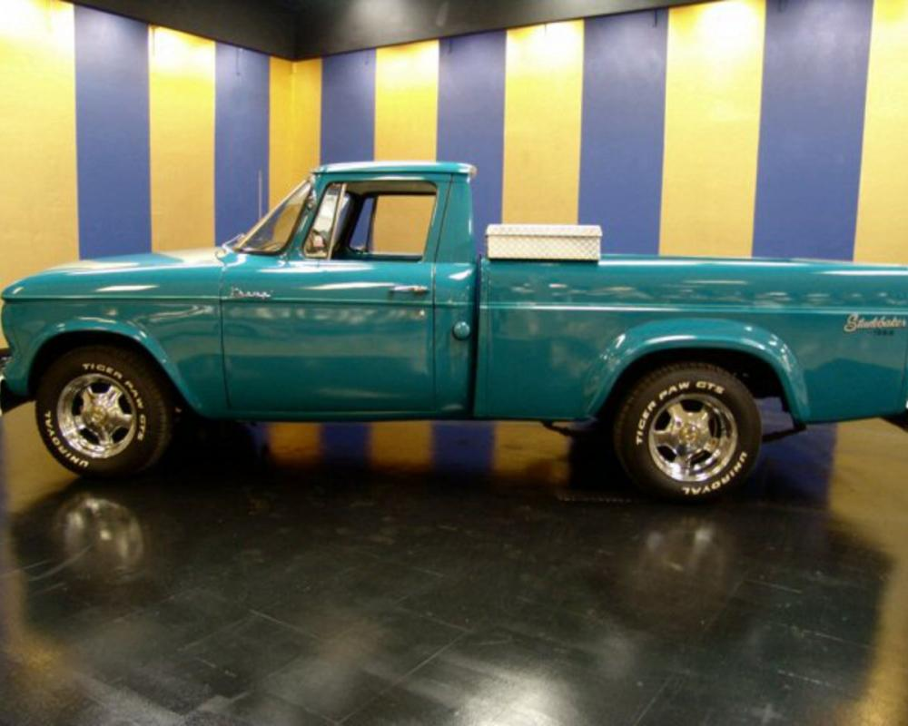 1963 Studebaker Champ Truck for Sale - Gateway Classic Cars