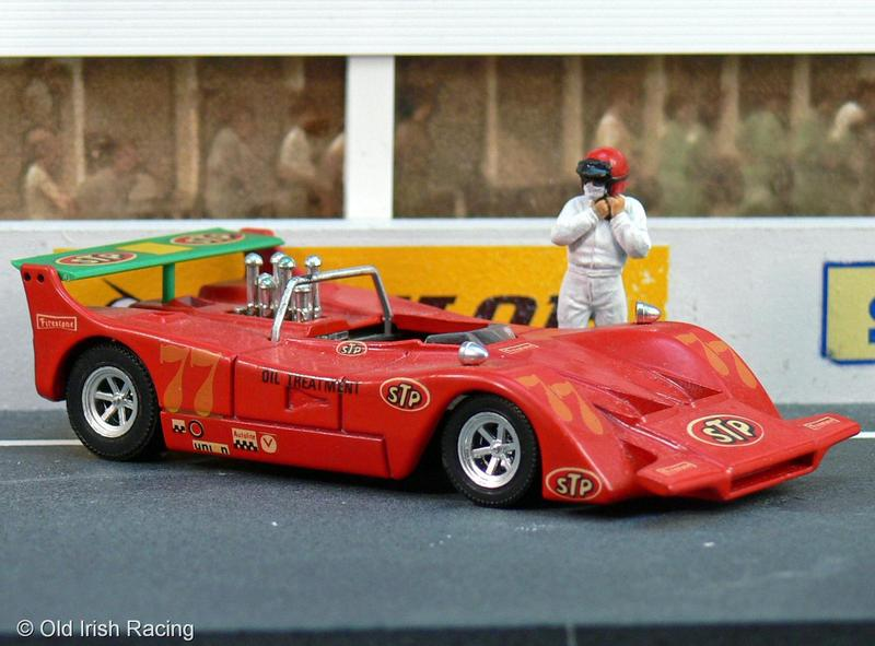 Racing Cars (1970-present) - Old Irish Racing Model Collection