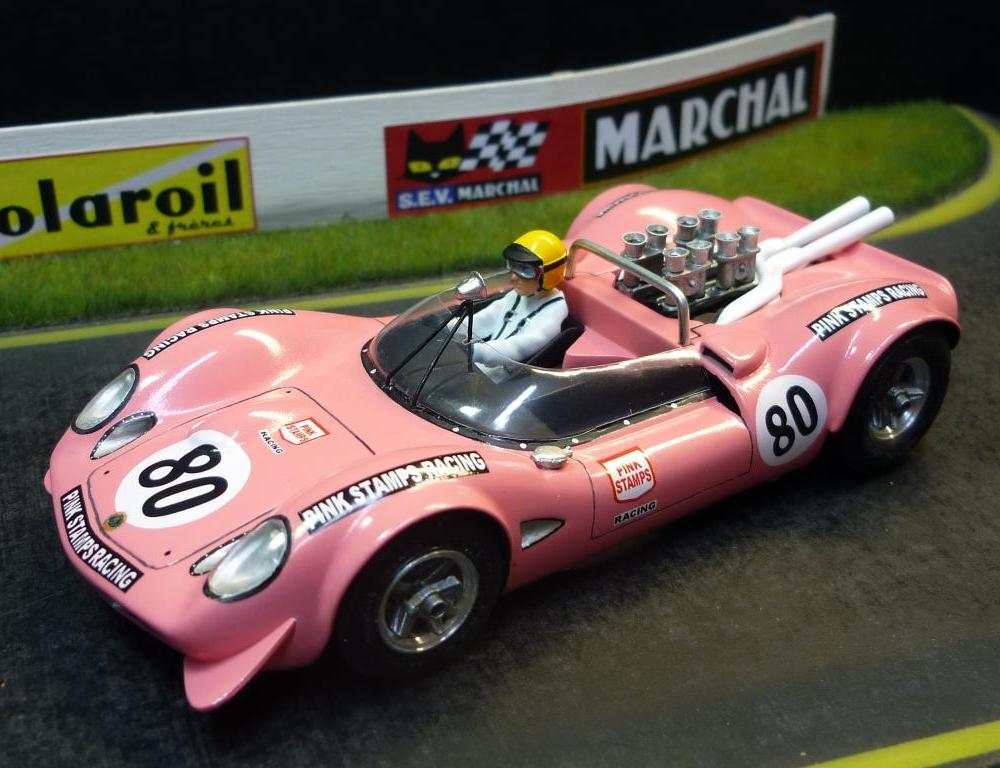 Superb New Beardog/AB Pink Stamps Lotus 30/40 kit - SlotForum