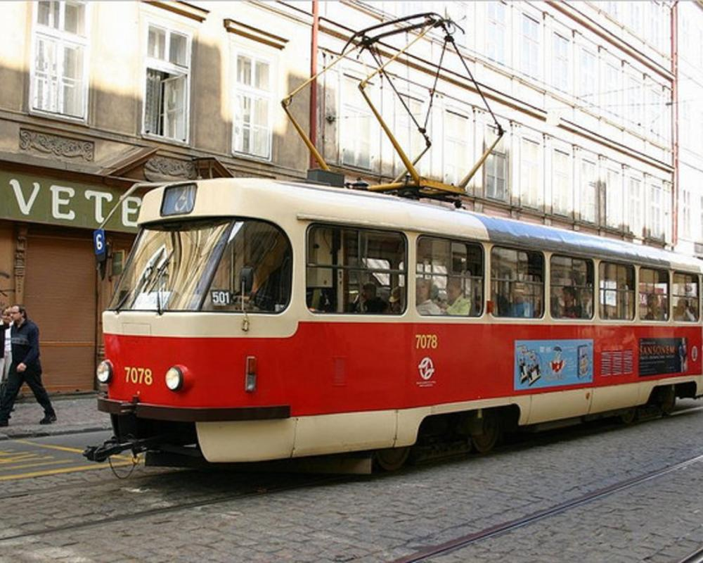 Prague Tatra tram | Flickr - Photo Sharing!