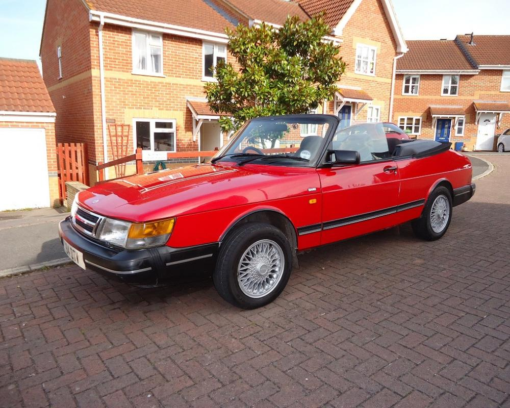 900 i 16V | Classic Saab 900 International Register