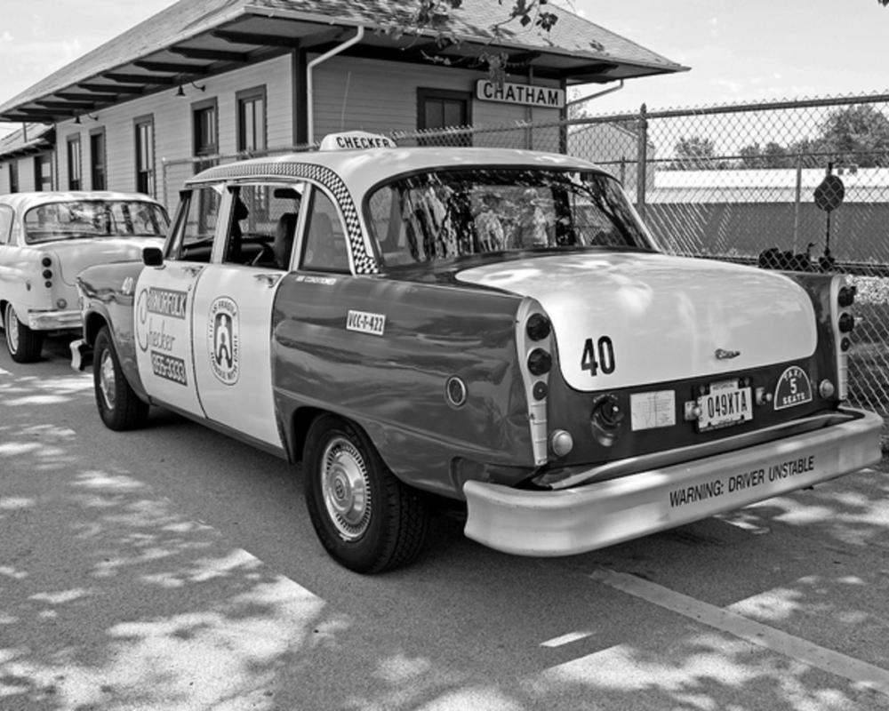 1981 Checker A11 Taxi (8 of 8) | Flickr - Photo Sharing!