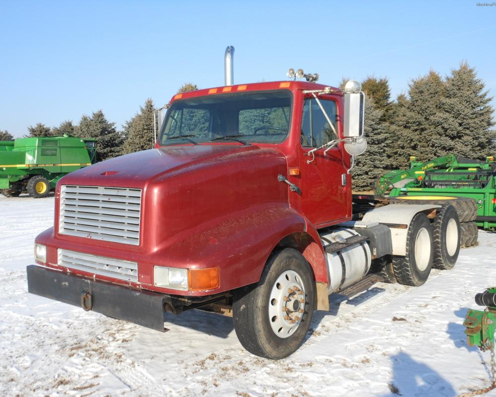 1994 International S2300 Hi-way / Dump / Water Trucks - John Deere ...
