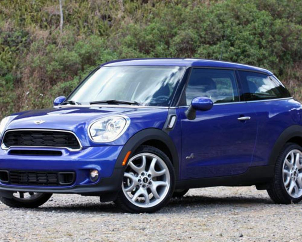 2013 Mini Cooper S Paceman All4 Quick Spin