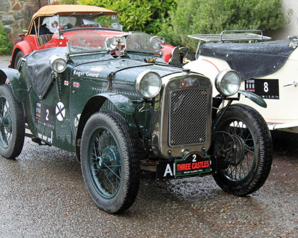 Austin 7 Ulster - Three Castles Rally 2012 - 04 | Flickr - Photo ...