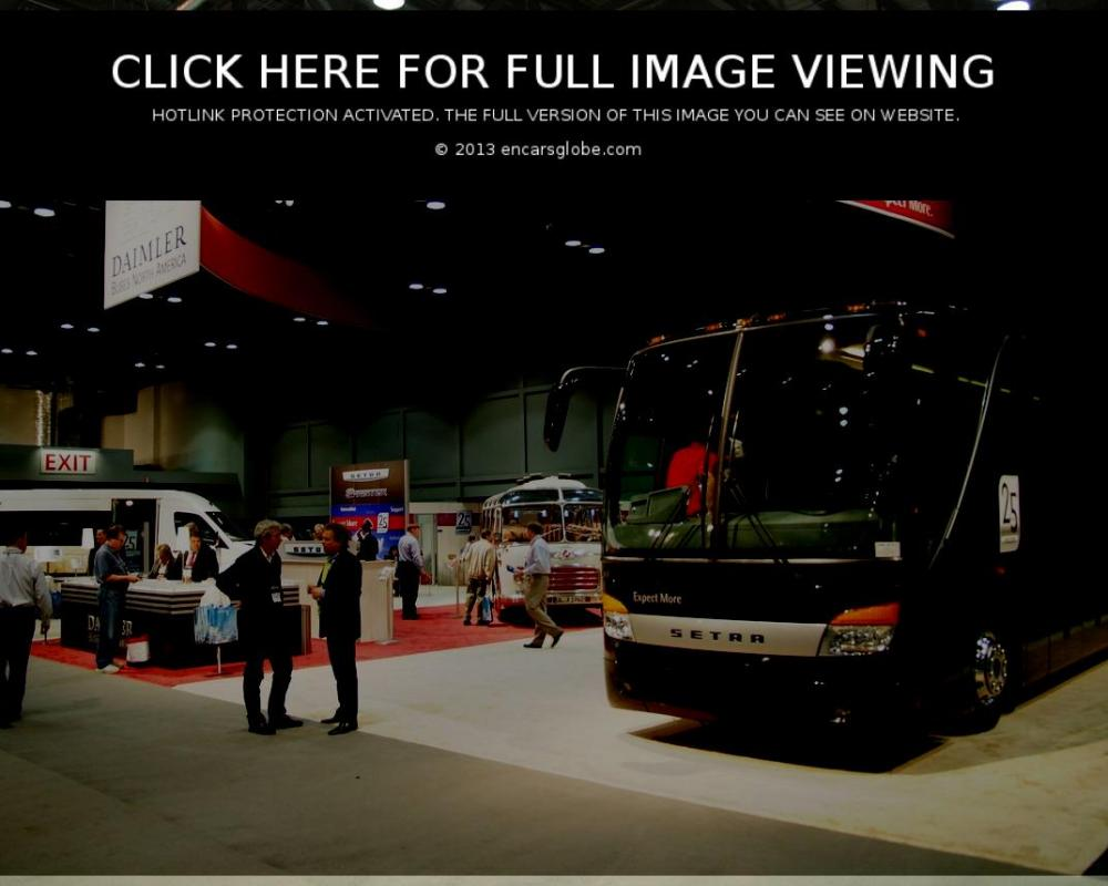 Setra S 417 TC: Photo gallery, complete information about model ...