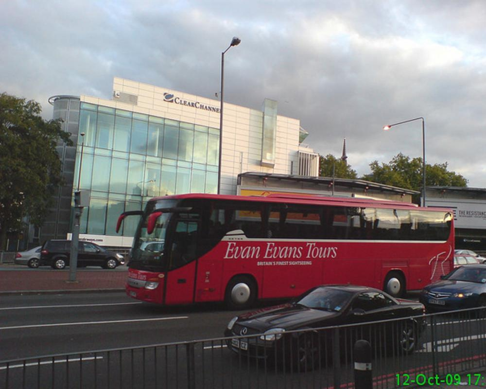 Evan Evans Tours - Setra S415 GT-HD | Flickr - Photo Sharing!