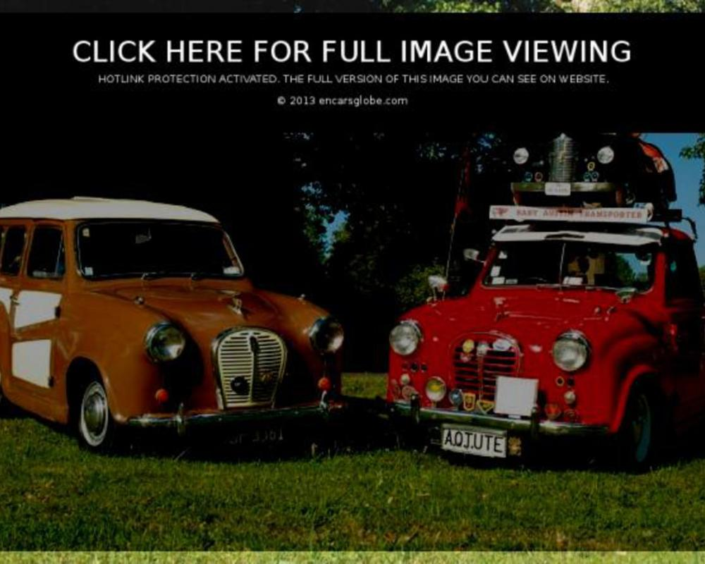 Austin A35 panel van Photo Gallery: Photo #06 out of 10, Image ...