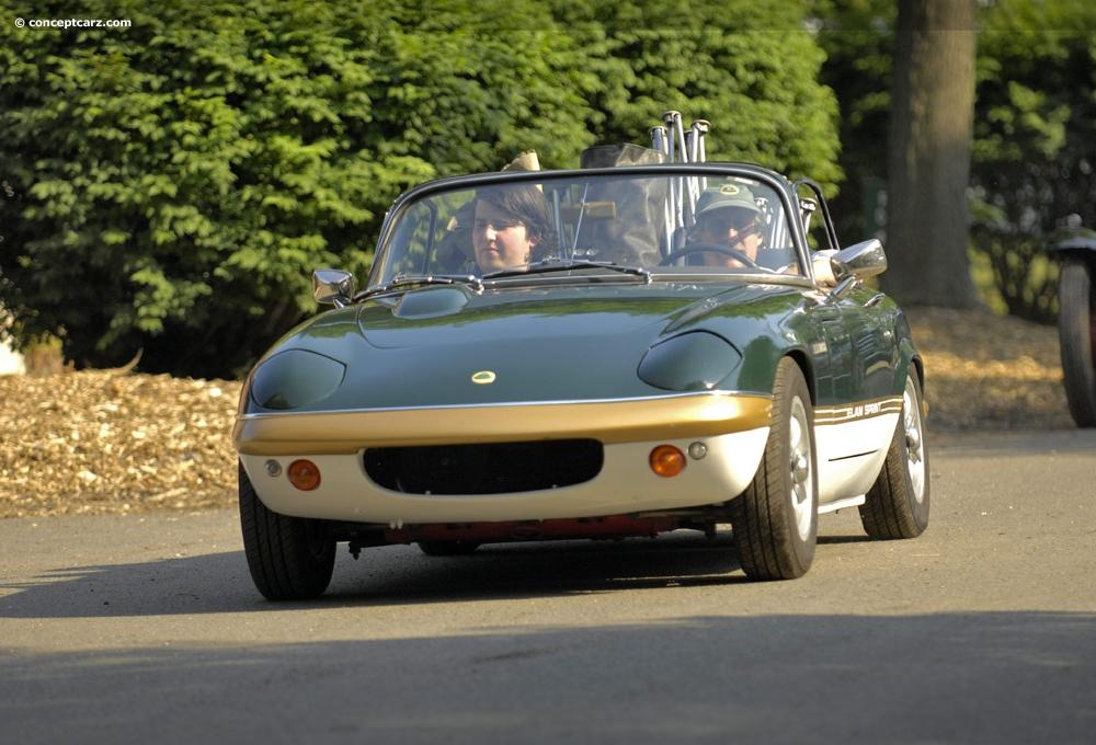 1972 Lotus Elan Images, Information and History (26R, S4, Sprint ...