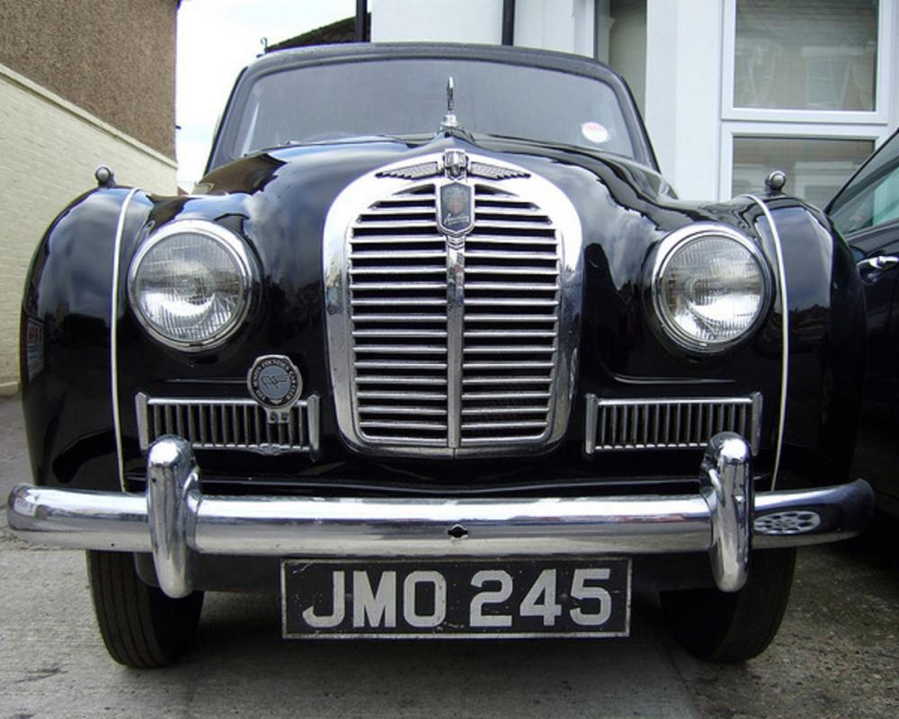 1952 Austin A40 Somerset Saloon | Flickr - Photo Sharing!