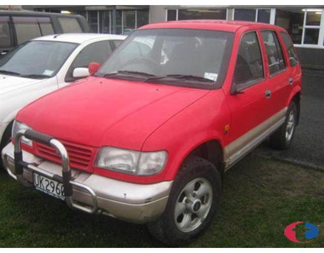 KIA SPORTAGE SQUIRE 1996 - sella Online Auctions & Classifieds ...
