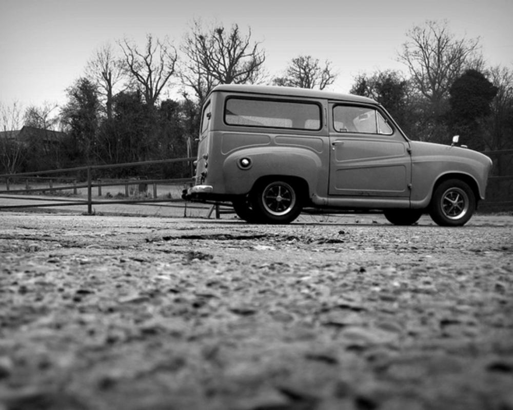 Austin A35 Countryman | Flickr - Photo Sharing!