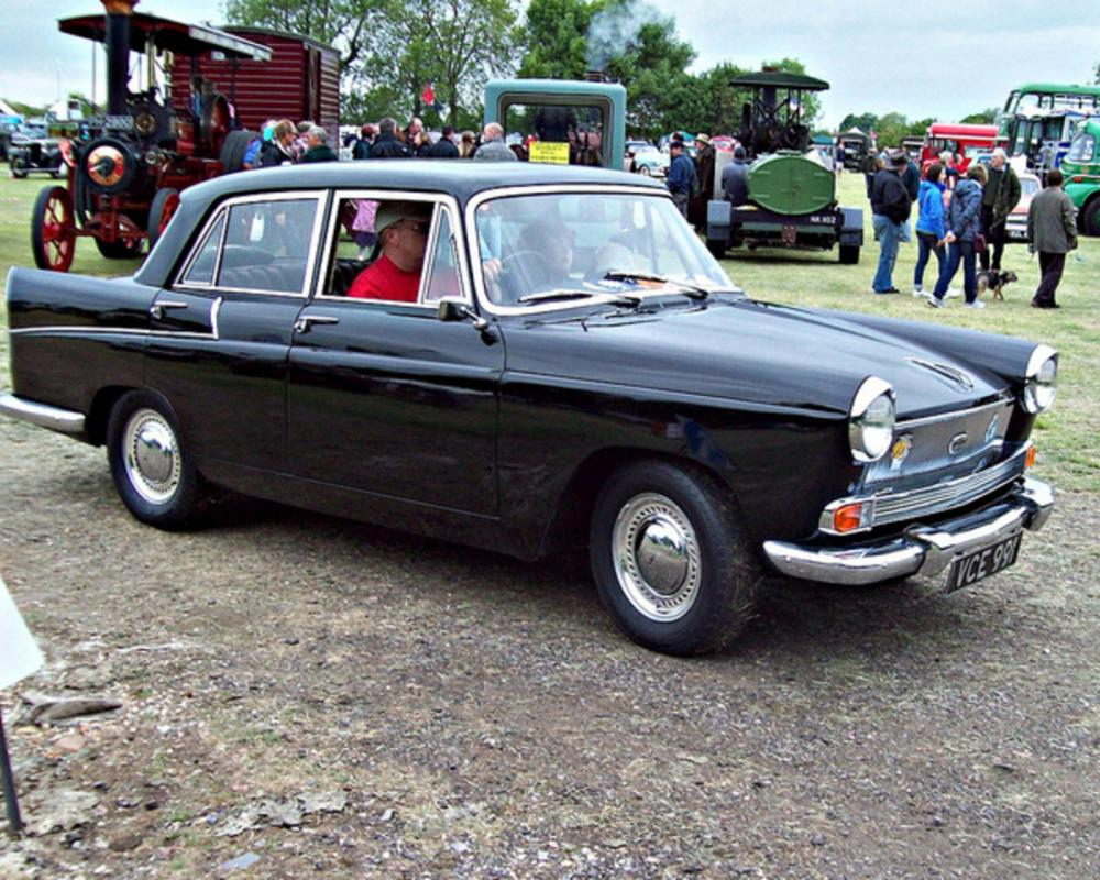 45 Austin A55 Cambridge (1959-61) | Flickr - Photo Sharing!