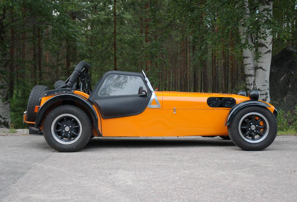 Caterham Supersprint: Photo gallery, complete information about ...