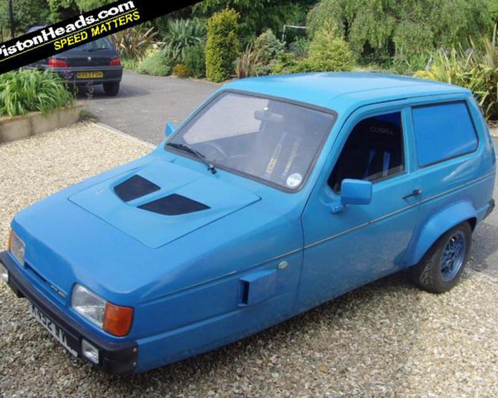 Motors The only reliant robin i'd drive.... - bit-tech.net Forums