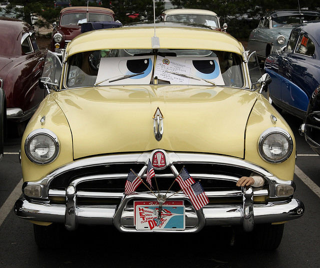 1952 Hudson Hornet Club Coupe | Flickr - Photo Sharing!