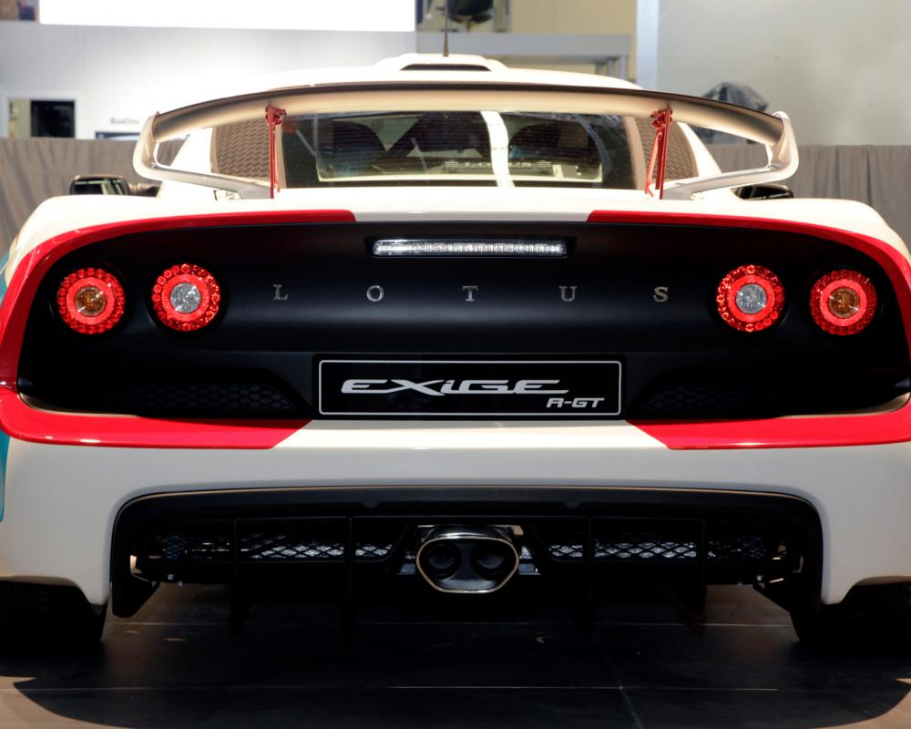 2012 Lotus Exige R-GT - Picture 6 of 6 - Photo Gallery