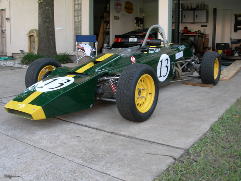 abrussich's Lotus Type 61: Readers Rides: Grassroots Motorsports ...