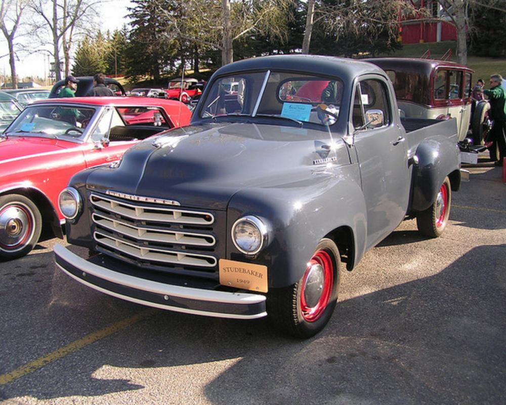 1949 Studebaker R-Series Truck | Flickr - Photo Sharing!