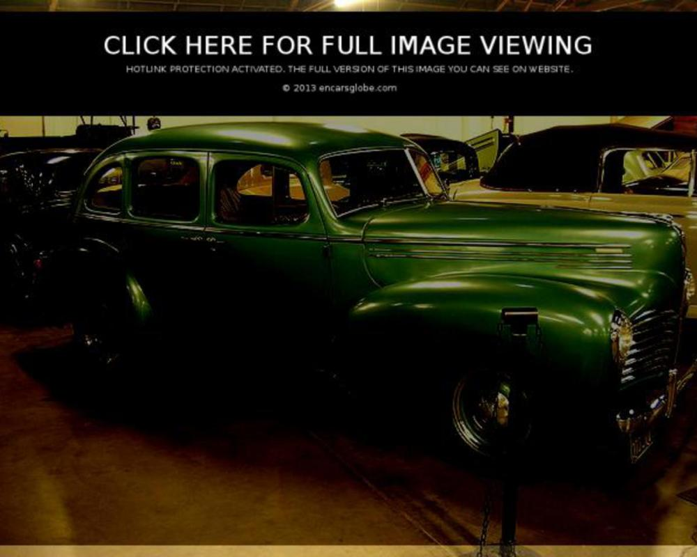 Hudson Deluxe Six: Photo gallery, complete information about model ...
