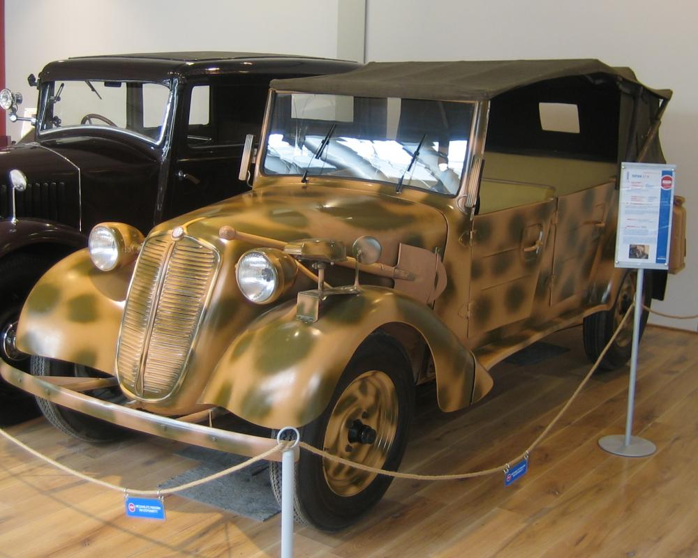 Tatra 57 K: Photo gallery, complete information about model ...