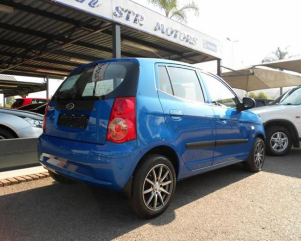 2010 Kia Picanto 1.1Lx - Pretoria - Cars - Pretoria North