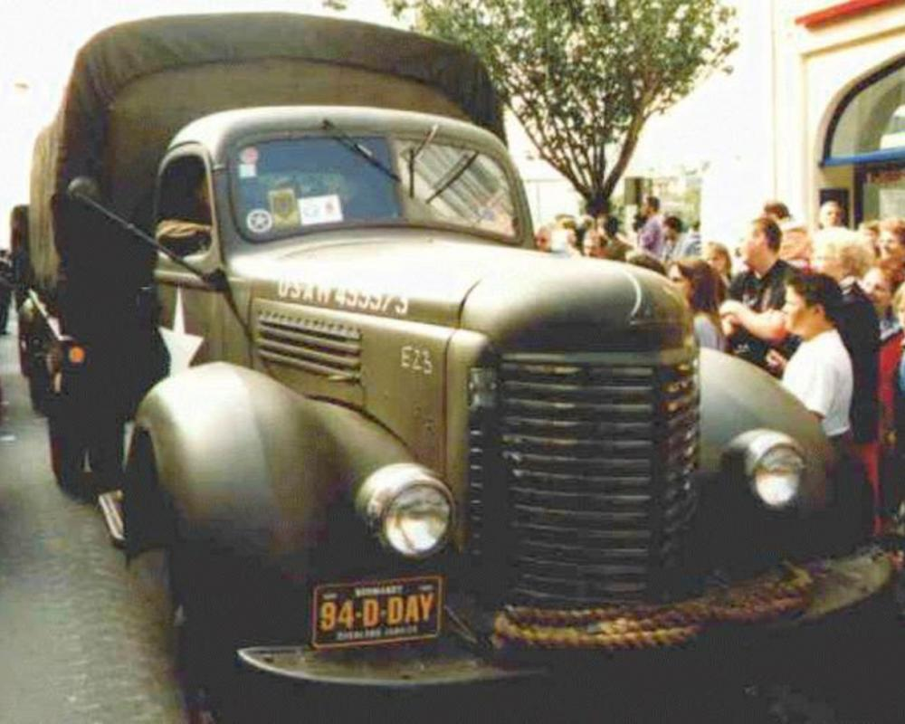 Oldtimers gallery. Trucks. International (only pre-