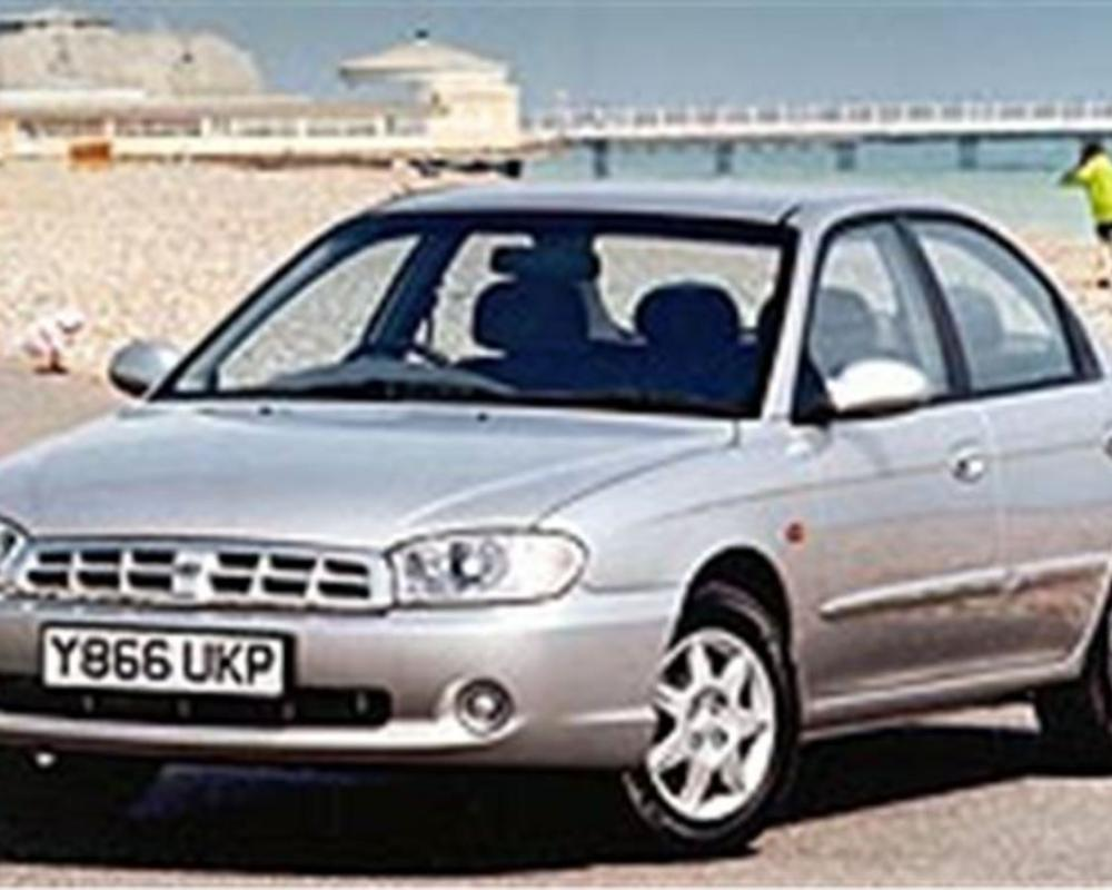 KIA Mentor 2001 - Car Review | Honest John