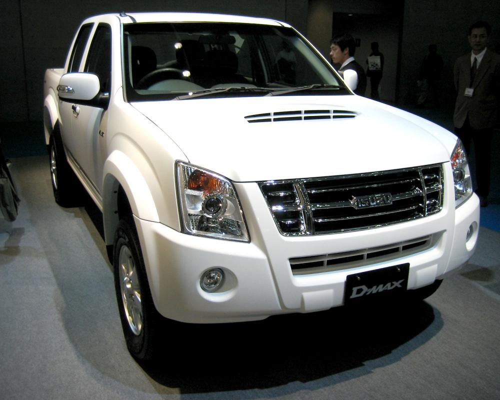 File:Isuzu D-MAX.JPG - Wikimedia Commons