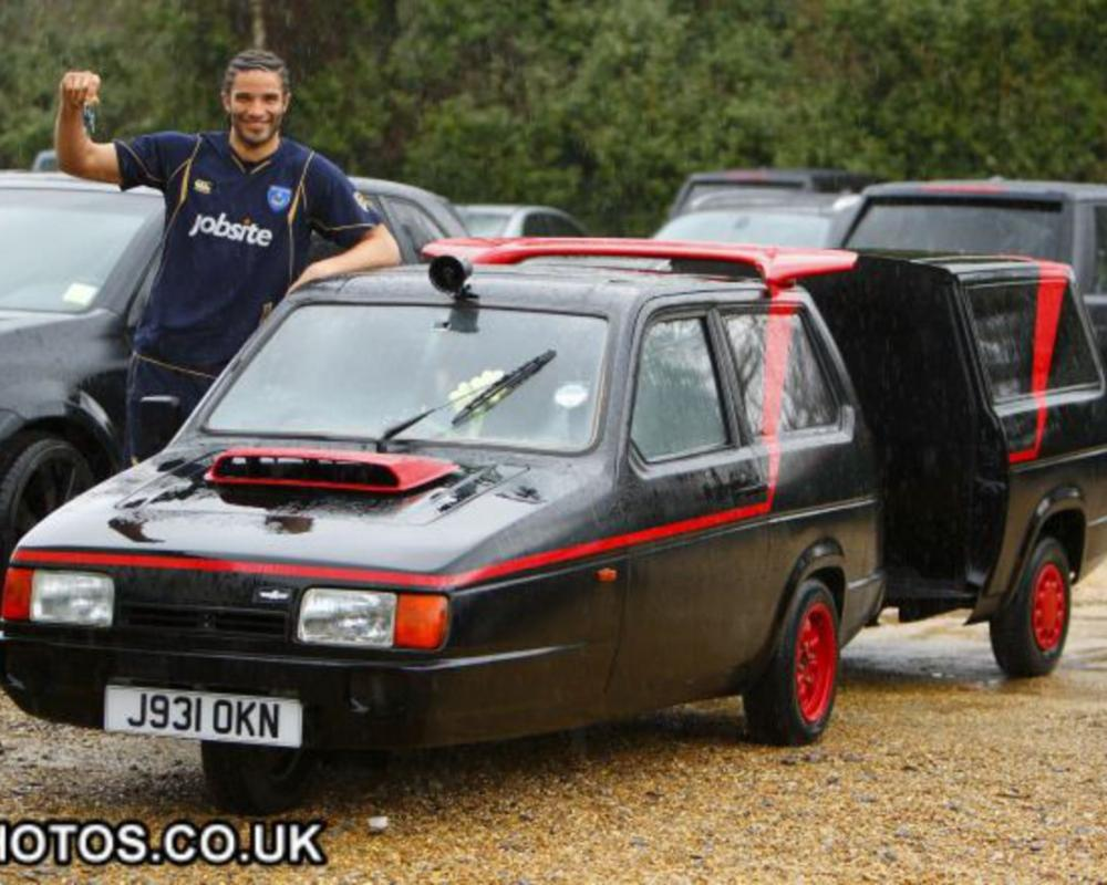 Soccer - Portsmouth Reliant Robin Auction - Wellington Training ...