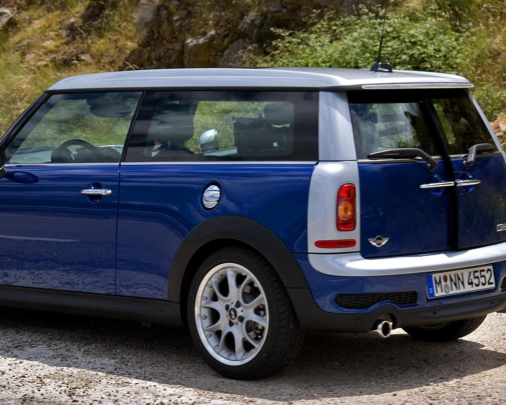 Home ~ Cooper Mini Clubman
