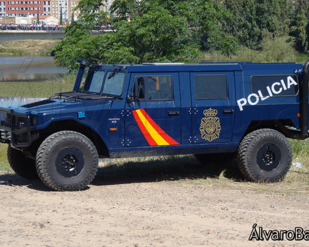 URO Vamtac CNP | Flickr - Photo Sharing!