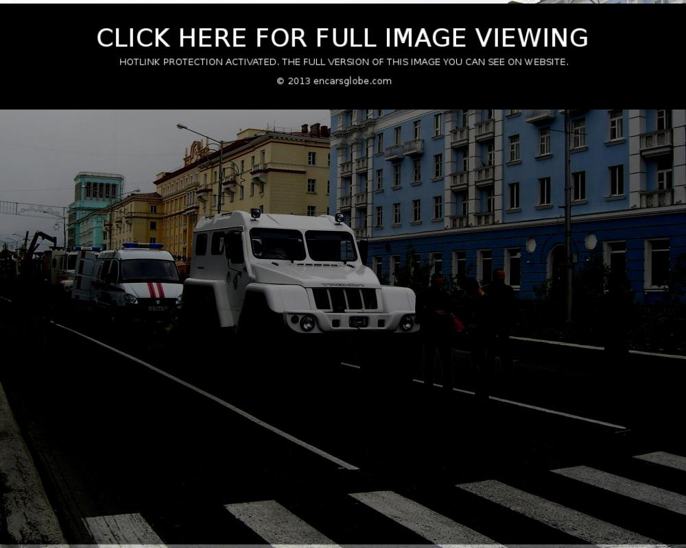 UAZ Trekol: Photo gallery, complete information about model ...